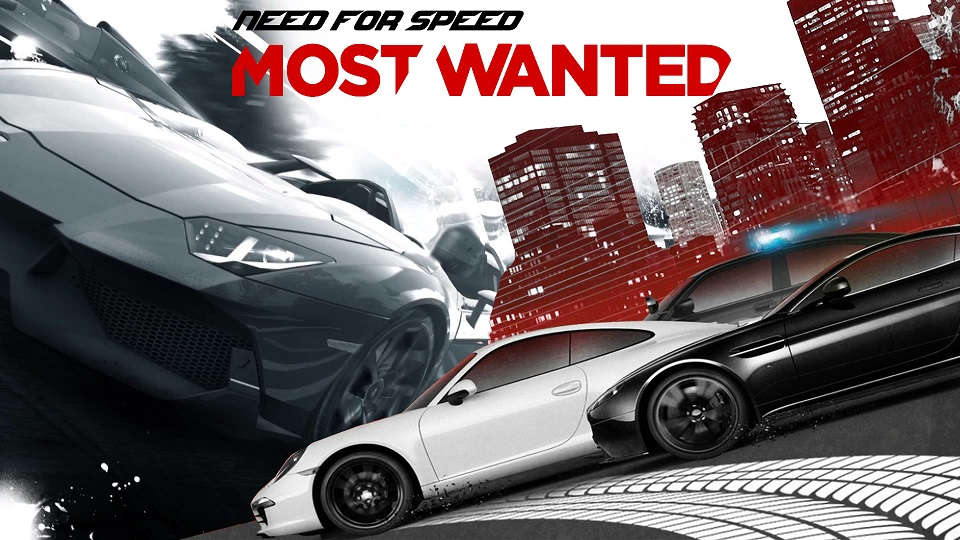Need for Speed™ Most Wanted - скоростной взрыв