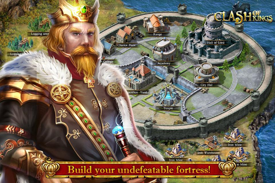 скачать игру clash of kings на андроид бесплатно на русском языке